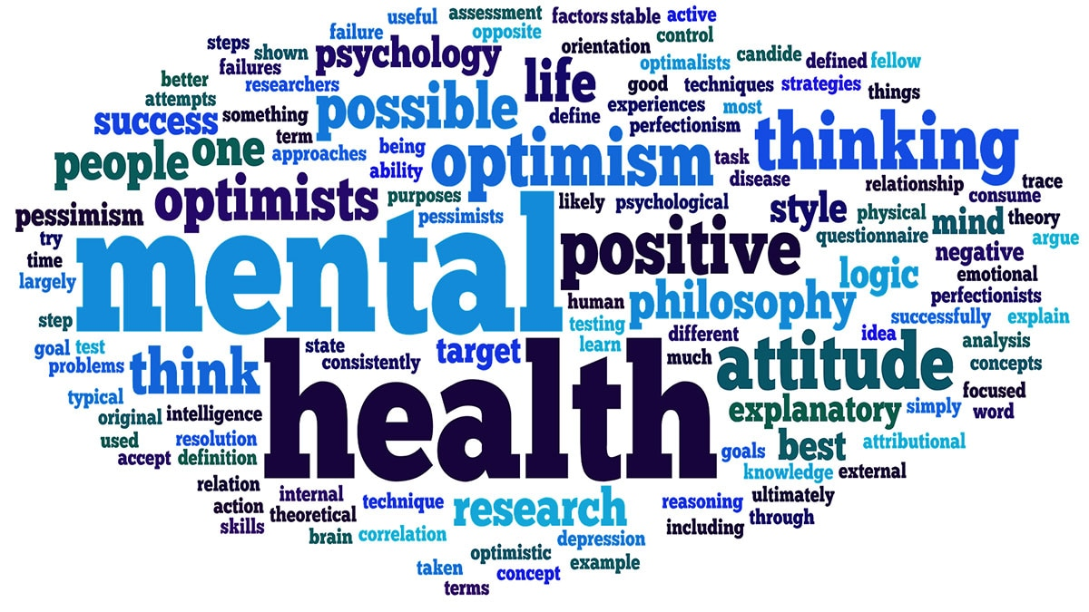 Mental Health – What can you do about it right now?